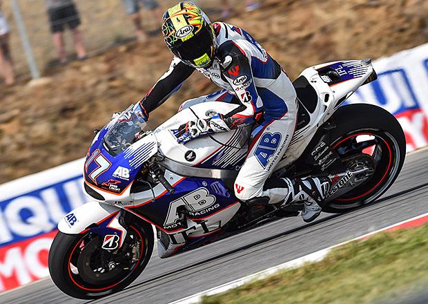 MotoGP v Brně 2015: Žádné výskání na časy