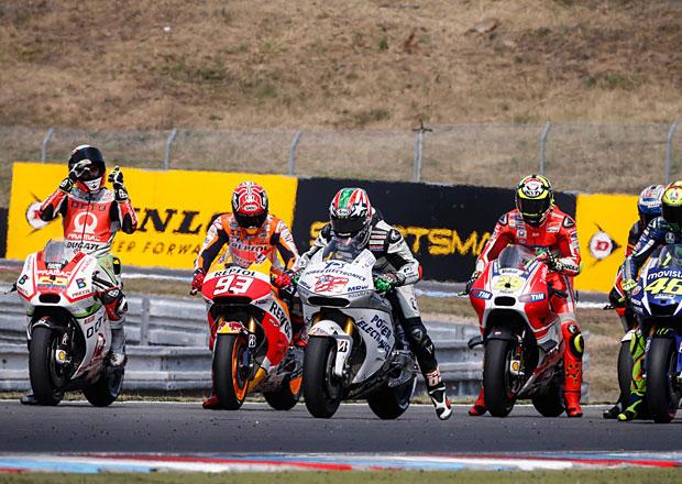 MotoGP v Brně: Budou Češi bodovat? Adalších 5let závodnické jistoty