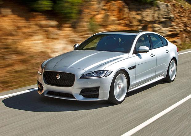 Jaguar XF 2016: Jízdní dojmy ze Španělska