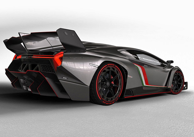 Lamborghini Centenario může mít za základ Aventador