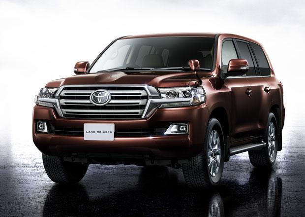 Toyota Land Cruiser 200 V8 se dočkala již druhého, tentokrát výraznějšího faceliftu (+video)