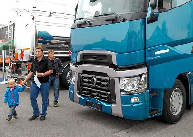 Transport Show – Truck & Bus Brno 2015 se blíží