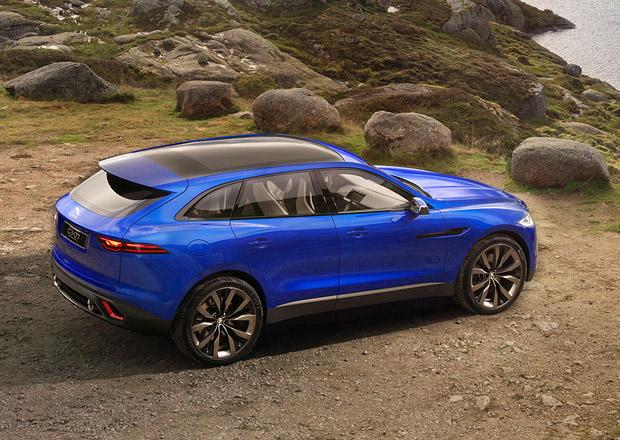 Jaguar Land Rover bude pokračovat v ofenzivě
