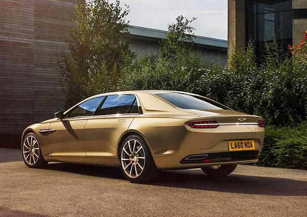 Aston Martin Lagonda Taraf zn� svou cenu