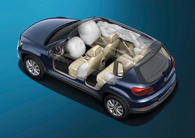 Problém s airbagy Takata už i ve vozech Volkswagen?