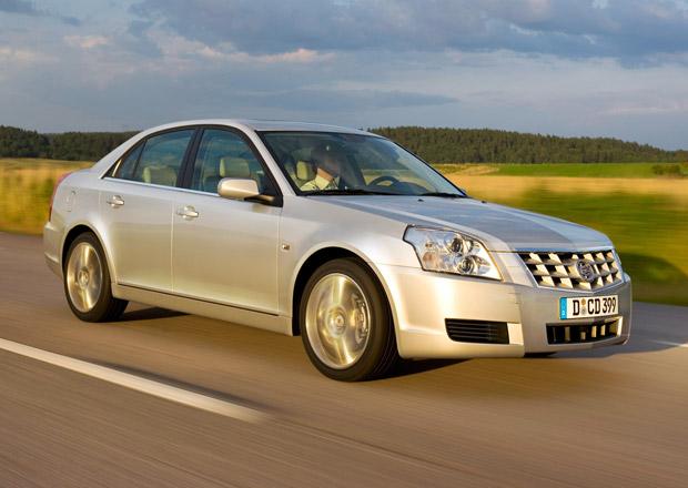 Cadillac nabídne i vznětové motory