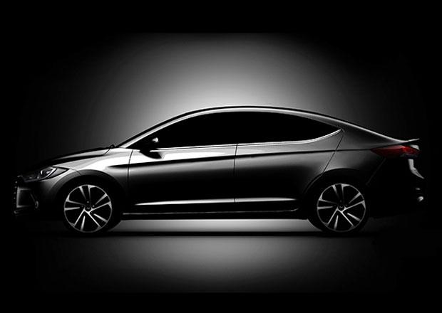 Hyundai Elantra: Mohl by se v novém představit ve Frankfurtu