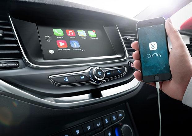 Nový Opel Astra představuje svůj multimediální systém (+video)