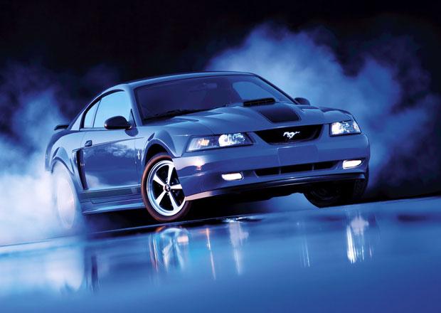 Ford znovu opráší Mustang ve verzi Mach 1