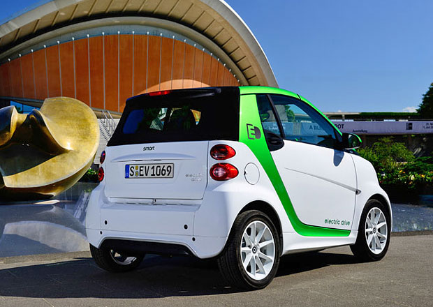 Smart ForTwo Electric Drive: Jeho produkce byla ukon�ena