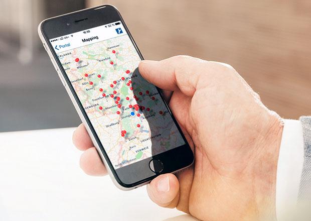 Daimler FleetBoard a aplikace pro sledování vozových parků