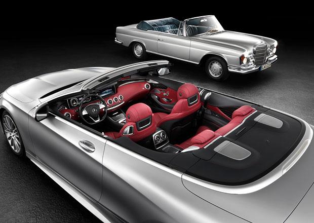 Mercedes-Benz S Cabrio: První fotografie