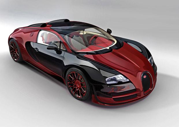 Bugatti zůstane i nadále u jediného modelu