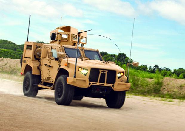 U.S. Army nakoupí vozy JLTV za 6,75 miliardy dolarů, nahradí Humvee