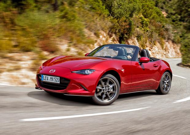 Mazda MX-5: Jízdní dojmy ze Španělska