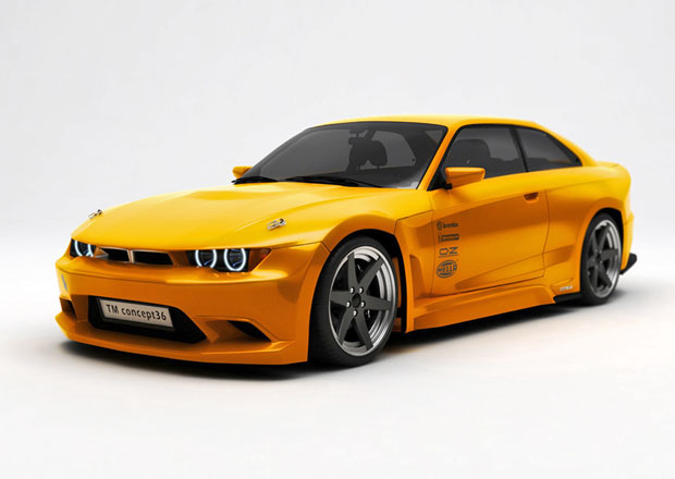 TM concept36 p�in�� nov� design pro BMW E36