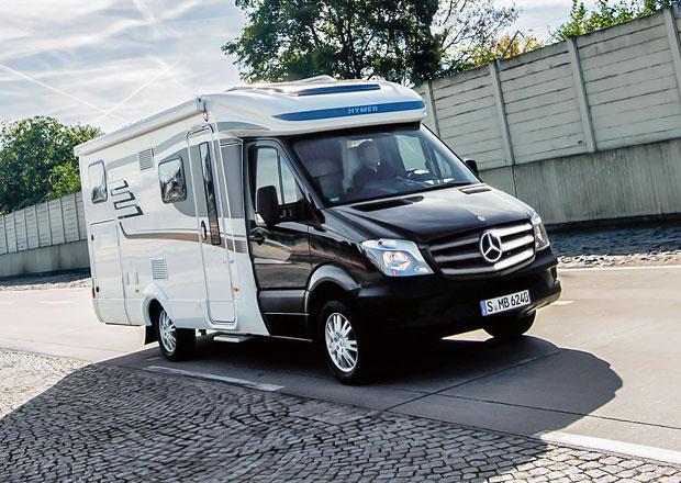 Mercedes-Benz na Caravan Salon 2015