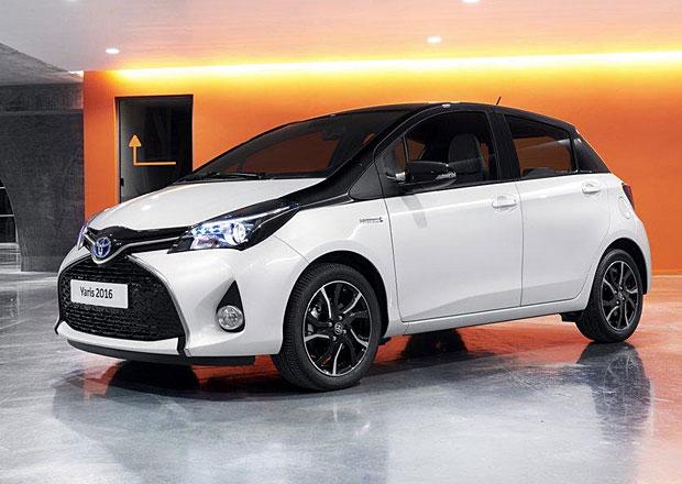 Toyota Yaris 2016: Stylová a dvoubarevná