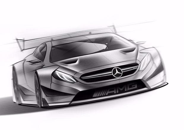 Mercedes-AMG p�ipravuje C63 Coup� pro DTM