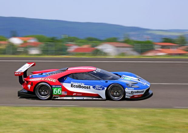 Ford GT se připravuje na prodej i závodní nasazení (+video)