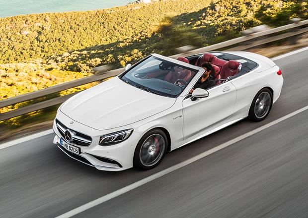Mercedes-Benz S Cabriolet: Luxus s otevřeným nebem nad hlavou