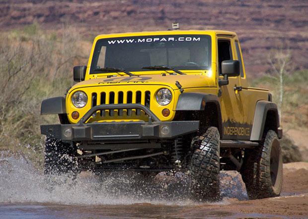 Jeep a jeho bl�zk� budoucnost