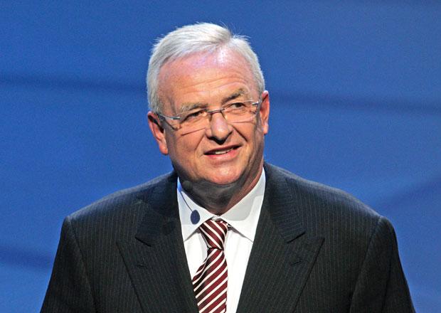 Výbor VW Group navrhnul prodloužení smlouvy Winterkornovi