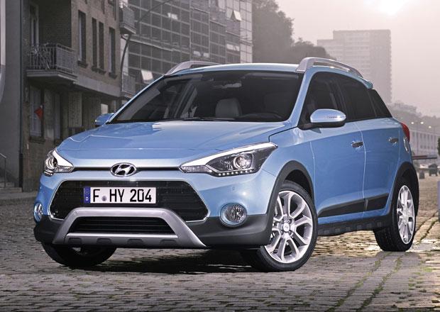 Hyundai ve Frankfurtu: i20 Active, bezpečnější Santa Fe a luxusní kupé