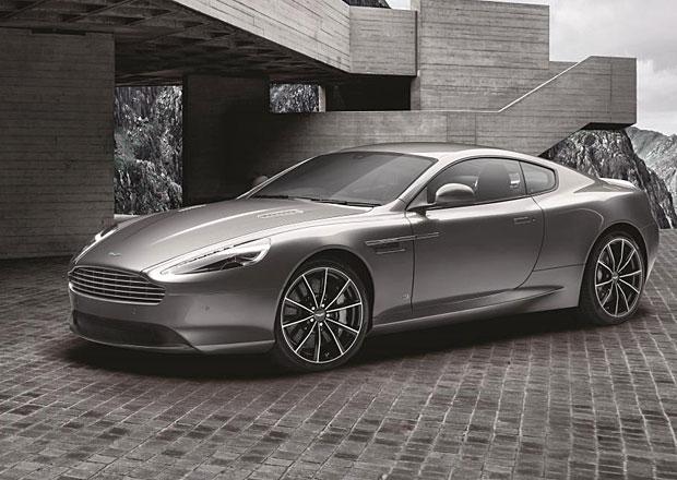 Aston Martin DB9 GT Bond Edition: Agent 007 s hodinkami a kufrem
