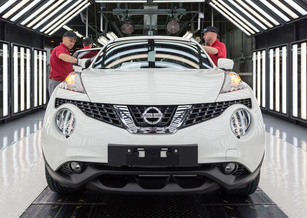 Nissan Juke: I druhá generace bude z Velké Británie