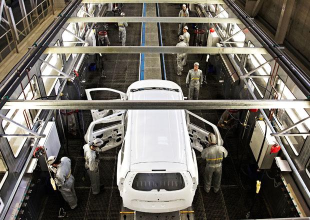 Daimler a Renault-Nissan budou v Mexiku vyrábět vozy Infiniti a Mercedes