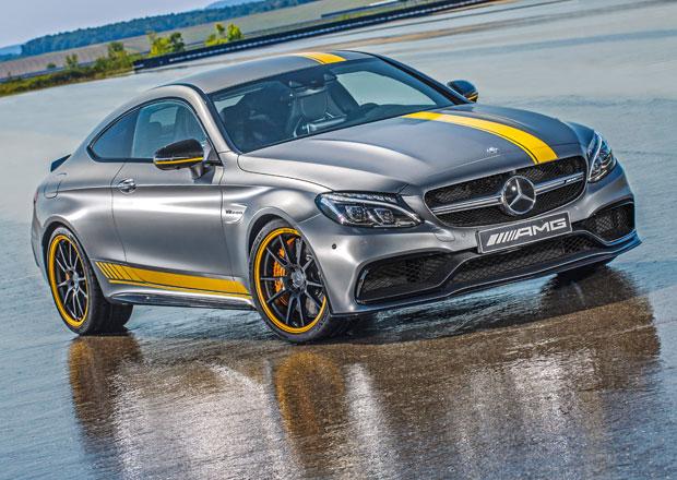 Mercedes-AMG C 63 Coupé Edition 1: Úvodní edice inspirovaná motosportem