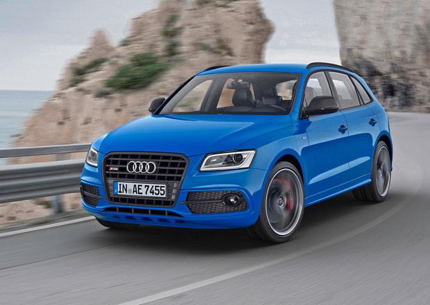 Audi SQ5 TDI plus m� 250 kW a 700 N.m, jezd� za 6,6 l/100 km