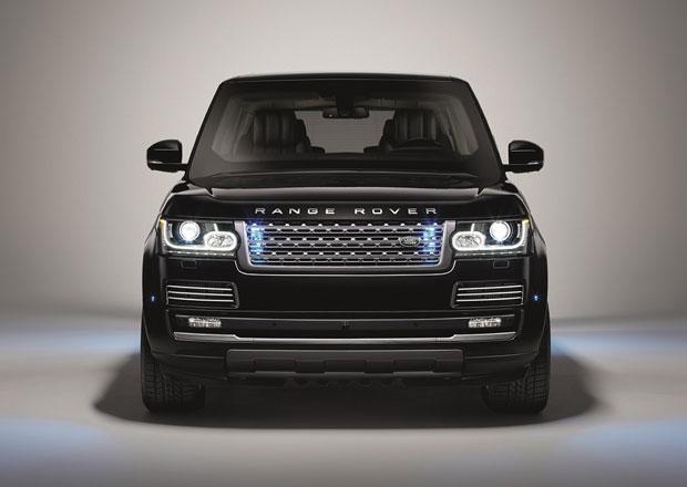 Range Rover Sentinel: První obrněný vůz od SVO (+video)