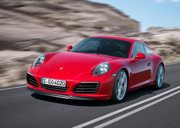 Porsche 911 2016: Na řadě je přeplňovaní