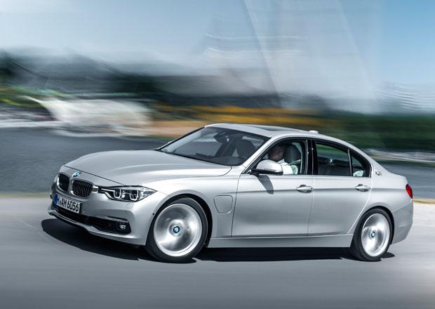 BMW 330e: Plug-in hybridn� �trojka�