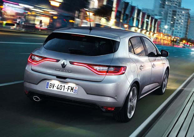 Renault Mégane oficiálně: Nižší, širší a rovnou jako GT