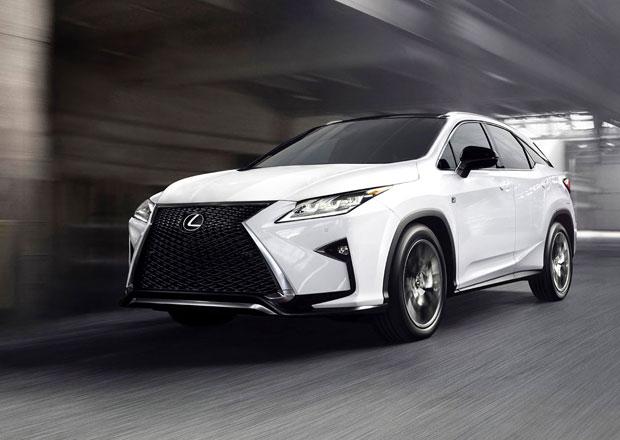 Lexus je v Americe na špici prodejů prémiových značek