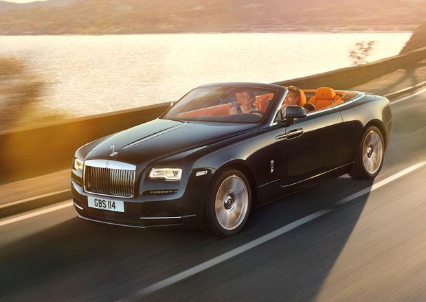 Rolls-Royce Dawn: Ranní rozbřesk