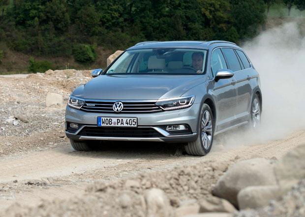 Volkswagen Passat Alltrack: Mít vlastní styl