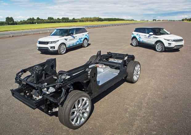 Jaguar a Land Rover věří elektřině