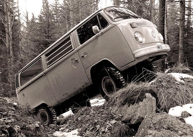 40 let vozů Volkswagen s pohonem všech kol: Čtyřka v označení i věku