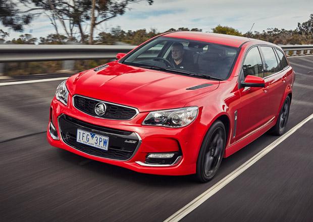 Holden Commodore VFII: Posledn� z Austr�lie (+video)