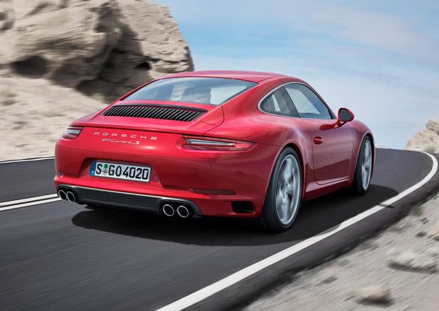 Hybridní Porsche 911 přijde, a to v roce 2018