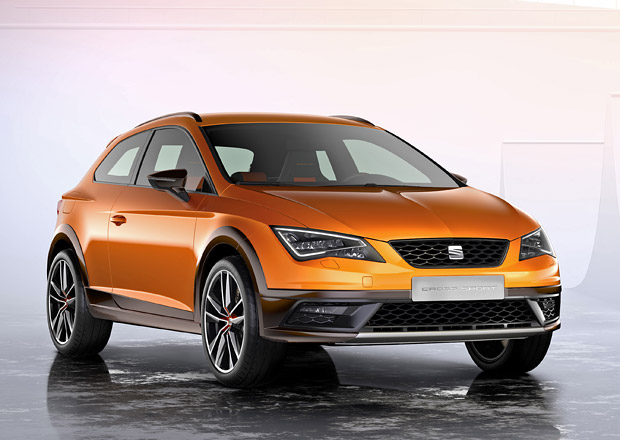 Seat Leon Cross Sport: Potomek Cupry a X-Perience