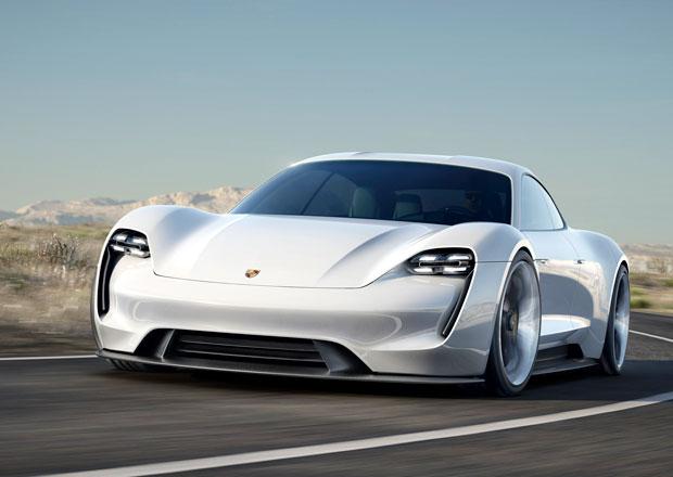 Porsche na elektřinu vyjde z konceptu Mission E