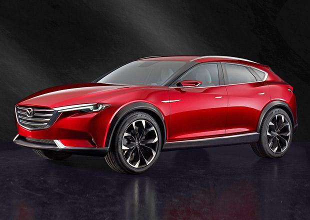 Mazda chyst� pro New York sv�tovou premi�ru. Bude to crossover CX-4?
