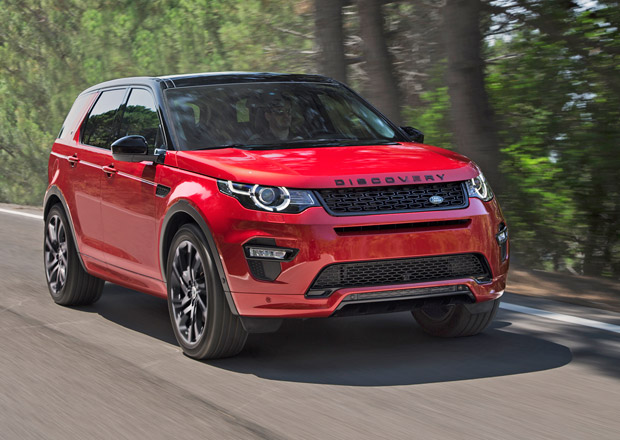 Land Rover Discovery Sport dostal nové provedení
