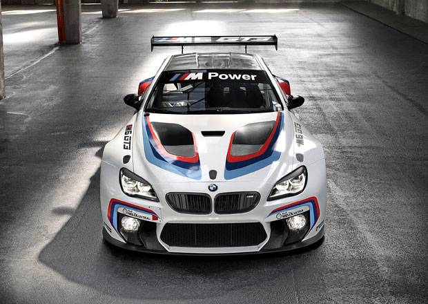 BMW M6 ve Frankfurtu: GT3 a Competition Edition
