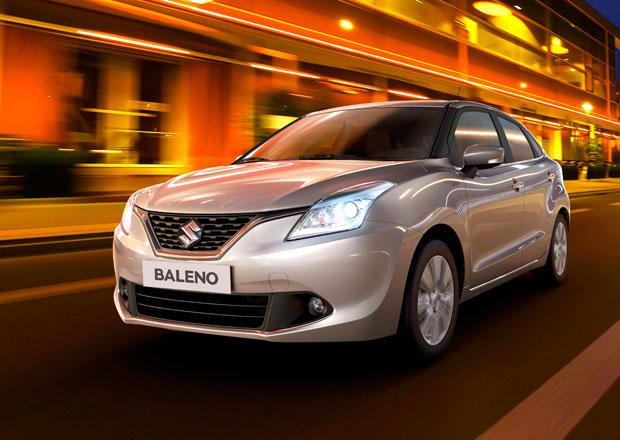 Suzuki Vitara S a Baleno přijíždějí s přeplňovanými motory Boosterjet